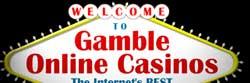 Gamble Online Casinos Logo